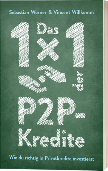 Das 1x1 der P2P-Kredite - Wie du richtig in Privatkredite investierst Buch